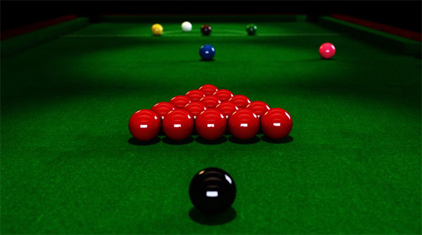 Создание World Snooker Federation